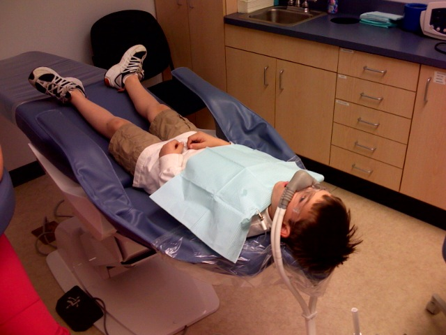 Wesley Goes to the Dentist